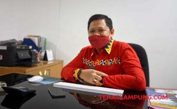 Kepala Sub Bidang (Kasubid) Pajak Restoran dan PPJ Badan Pengelola Pajak dan Retribusi Daerah (BPPRD), Indra Yuli Wardana.