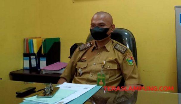 Kabid Perumahan dan Pemukiman PUPR Tanggamus, Ari Yudha