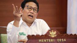 Menteri Desa, Pembangunan Daerah Tertinggal dan Transmigrasi (Mendes PDT) Abdul Halim Iskandar